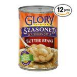 Glory foods -  Butter Beans 0736393508006