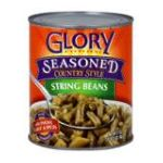 Glory foods -  String Beans 0736393701001