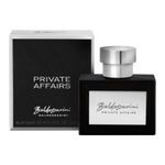 Elizabeth Arden -  Baldessarini Private Affairs by Hugo Boss For Man EDT 50ml 0737052370484