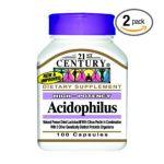 21st Century -  Acidophilus High-potency 100 capsule 0740985213391