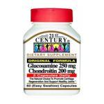 21st Century -   None Glucosamine Relief 60 capsule 0740985214725 UPC 74098521472