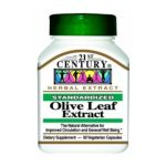 21st Century -  Olive Leaf Extract 60 vegicaps 0740985217160