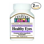21st Century -  Healthy Eyes 60 tablet 0740985223192