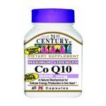 21st Century -  Co Q10 Maximum Strength 200 mg,45 count 0740985226872