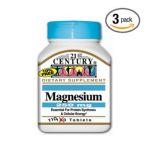 21st Century -   None Magnesium Tablets 250 Mg,3 count 0740985227138 UPC 74098522713