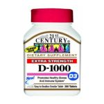 21st Century -   None D 1000 I.u. Tablets 30 tablet 0740985272923 UPC 74098527292