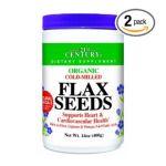 21st Century -  Flax Seeds 0740985273517