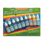 Alvin - Jac9904 Textile Exciter Pack For Quilters And Airbrush Colors 0743772990406  / UPC 743772990406