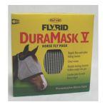Durvet -  Flyrid Duramask V Horse Fly Mask Size Foal Pony 0745801600058