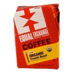 Equal Exchange -  Organic French Roast Coffee 0745998404057