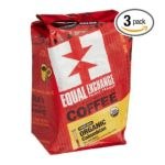 Equal Exchange -  Coffee Organic Colombian Whole Bean Bags 0745998411024