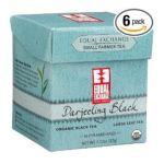 Equal Exchange -  Organic Fair Trade Darjeeling Black Large Leaf Black Tea 0745998500308