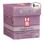 Equal Exchange -  Organic Fair Trade Ceylon Chai Large Leaf Spiced Tea 0745998500346