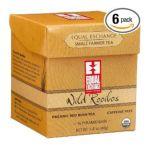 Equal Exchange -  Organic Fair Trade Wild Rooibos Caffeine Free Red Bush Tea 0745998500360