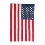 Evergreen Group -  American Garden Flag 0746851112201