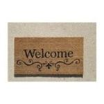Evergreen Group -  Rubber Base for Monogram Coir Doormats 0746851185175