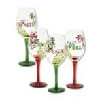 Evergreen Group -  Traditions of Christmas Glasses 0746851491641