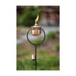 Evergreen Group -  Copper Finish Patio Torch 0746851530920