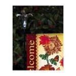 Evergreen Group -  Flower Solar Garden Pole 0746851541131