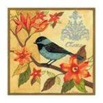 Evergreen Group -  Bird Study Luncheon Napkin 0746851543241