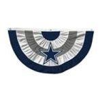 Evergreen Group -  Dallas Cowboys Celebration Bunting 0746851614859