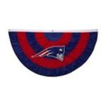 Evergreen Group -  New England Patriots Celebration Bunting 0746851614958
