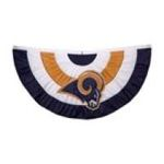 Evergreen Group -  St. Louis Rams Celebration Bunting 0746851615054