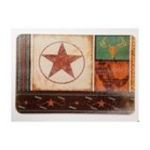 Evergreen Group -  Cowboy Up! Glass Cutting Board 0746851647659