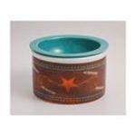 Evergreen Group -  Cowboy Up! Ceramic Dip Chiller 0746851647666