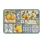 Evergreen Group -  Zest of Yellow Glass Cutting Board 0746851666216
