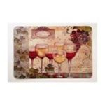 Evergreen Group -  By the Glass Lg Glass Cutting Board 0746851666223