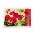 Evergreen Group -  Botanica Large Glass Cutting Board 0746851666230