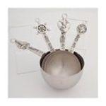 Evergreen Group -  Nautical Metal Measuring Cup Set 0746851667237