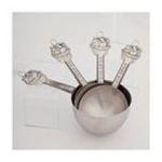 Evergreen Group -  Fruit Basket Metal Measuring Cups 0746851667244