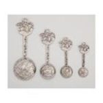 Evergreen Group -  Palm Trees Metal Measuring Spoons 0746851667794