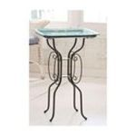 Evergreen Group -  Square Metal Table Base 0746851682926
