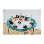 Evergreen Group -  22 Round Glass Bowl Wine Chiller 0746851686955