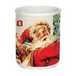 Evergreen Group -  Vintage Christmas Ceramic Utensil Crock 0746851721588