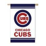 Evergreen Group -  Chicago Cubs Fiber Optic House Flag 0746851730597