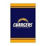 Evergreen Group -  San Diego Chargers Fiber Optic Garden Flag 0746851731297