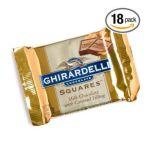 Ghirardelli -  Milk Squares 0747599302268