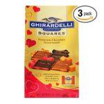 Ghirardelli -  Valentine's Squares Premium Assortment Extra Value Bag Bags 0747599308703