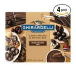 Ghirardelli -  Chocolate Candy Making & Dipping Bar Double Chocolate Boxes 0747599600203