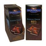 Ghirardelli -  Chocolate Bar Dark Evening Drea 0747599607165
