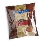 Ghirardelli -  Chocolate Premium Hot Cocoa Mix Double Chocolate Packages 2 lb 0747599620126