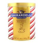 Ghirardelli -  Chocolate Peppermint Hot Cocoa Gift Tin 0747599620782