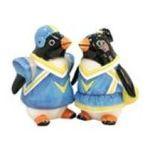 Westland Giftware -  Game Day Penguin Couple Salt & Pepper Shaker S/P 0748787131257