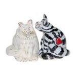 Westland Giftware -  Rachel & Sidney Kitty Cat Salt & Pepper Shakers S/P 0748787154348