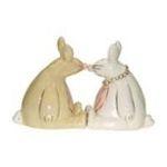 Westland Giftware -  Hunny Bunnies Bunny Salt & Pepper Shakers S/P 0748787154430