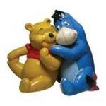 Westland Giftware -  Winnie the Pooh Eeyore & Pooh Salt and Pepper Shaker Set 0748787177484